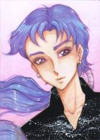 Beautiful, Dirty, Rich - ACEO no36 by unconventionalsenshi