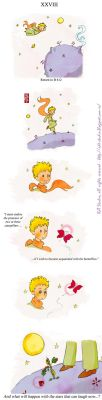 The Little Prince: ephemeral by HeroesDaughter