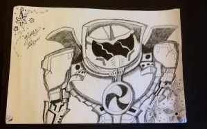 The gipsy danger by foxy21a72