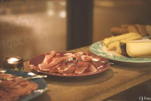 Parma ham by CJacobssonFoto