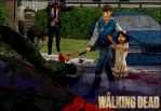 TWD - Faced With Danger by Tazzle28b