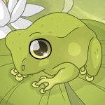 Free Avatar: Froggy by MySweetQueen