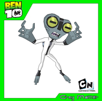 Grey Matter - Ben 10 by Bentenny10