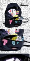 JRock backbag by Bobsmade
