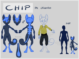 Reference: Chip [personal] by DesmodiaDesigns