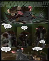 Keeping Up with Thursday, Issue 15 page 16 by KUWTComicsInc