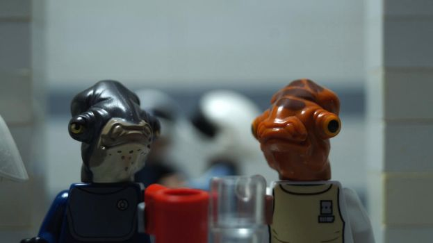 Lego Star Wars: Two Admirals by starwars98
