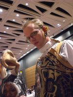 Balthier cosplay by Keykee88