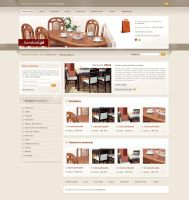 Online Shop by inqusone