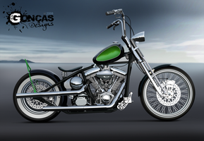 Dished Tank Bobber by carguy88