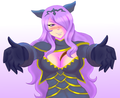 Camilla by xDarkSpineSonicx