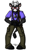 Commission - Indikpc @FA - 2 of 2 by Rattus-Shannica