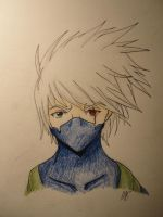 kakashi hatake by Spirit-woods