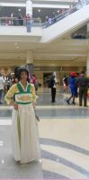 Megacon'15: Toph Beifong by CronaBaby