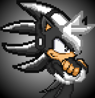 Max the Hedgehog PA by Dark15Shooter