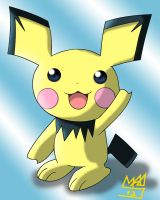 Pichu by MADt2