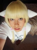 Cosplay Chii (T-shirt Version) 3 by SaFHina