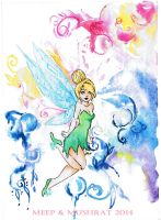 Tinker Bell by Meep-and-Mushrat
