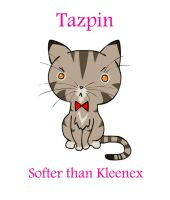 Tazzy softer than kleenex by BakaMichi