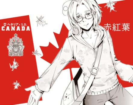 Canada by Sad-SD