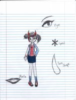 Crimson Fantroll for xBR3ATH3x by ZombieHighSchoolKid