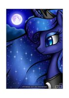 Luna and the Night by Burning-Heart-Brony