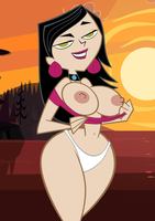 Commission: Sexy Habbo Girl by grimphantom