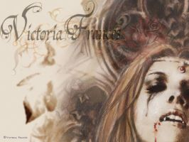 Victoria Frances 4 by Siska-chan