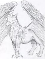 Griffin by Starless-Night