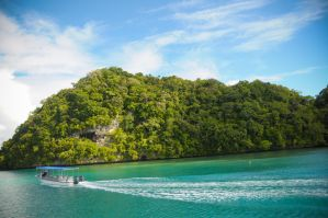 Palau Rock Islands by p8ntballer193
