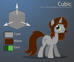 Cubic - Reference Sheet by Internetianer