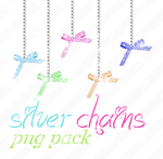 Silver Chains pack by itskaname