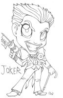 Joker by Chibikaos