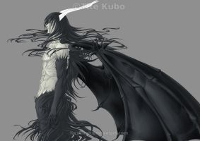 BLEACH - ULQUIORRA - WIP2 by Washu-M