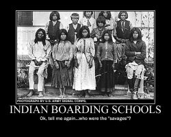 Indian Boarding Schools. by ApocaWarCry