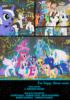 Star Mares 3.4.36: And Magic Makes It All Complete by ChrisTheS