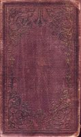 1865 Civil War Book Cover by LadyRStock