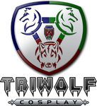 TriWolf Cosplay Logo by EspionageDB7