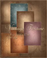 Vintage Texture backgrounds by moonchild-ljilja