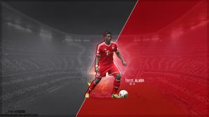 David ALABA Wallpaper by SemihAydogdu