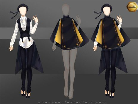 [Closed]Adoptable Outfit (City 4 ) by Anneysa