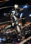 Ironman - Black and Gold by johnsonting