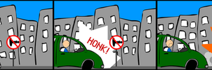 honk by whosname