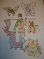 me and my team by titanictane