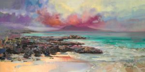 Harris Rocks by NaismithArt