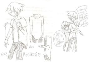 Mordecai's Design 2 by fire-inferno