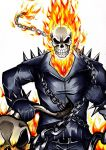 Commission: Ghost Rider by Smudgeandfrank