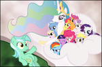 The Creation Of Lyra by dmtb