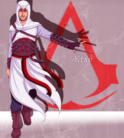 Altair by BloodSttar