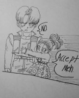 ACCEPT ME BROTHER. by dbzultrafan312000